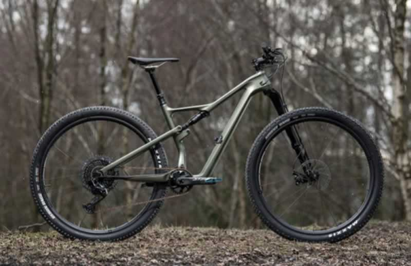 Новая вилка Lefty Ocho дебютирует на байке Cannondale Scalpel SE LTD